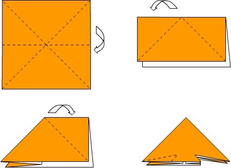 Как сделать рыбку из бумаги своими руками фото поэтапно