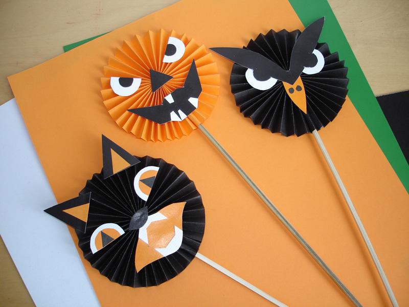 Поделки оранжевого цвета с детьми своими руками