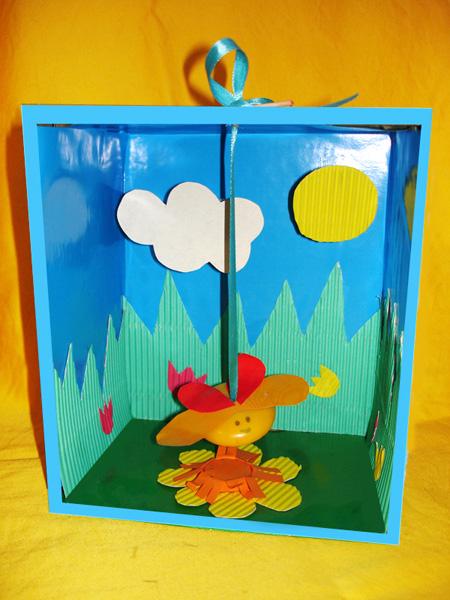 Детские поделки с магнитами бабочка