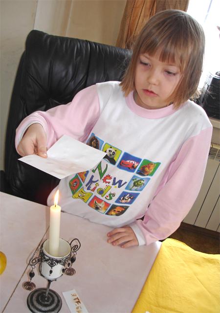 Занимательные опыты для детей
