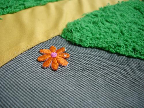 Как сшить коврик