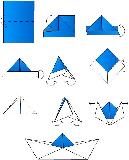 Оригами у дошкольников