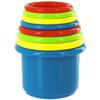 Цветные стаканчики