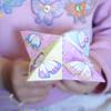 оригами для девочек. Гадалка