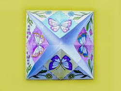 оригами в школе