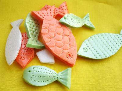 Игрушка рыбки для ванной