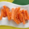 Рецепт. Морковные палочки