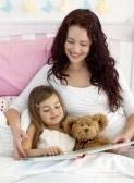 Читаем сказки малышам