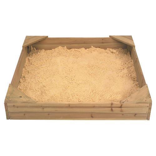 Строительство песочницы