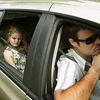 Ребенок и авто