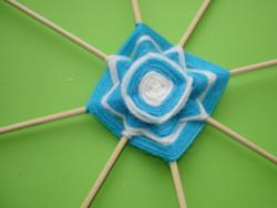 Фото. Плетение мандалы мастер класс