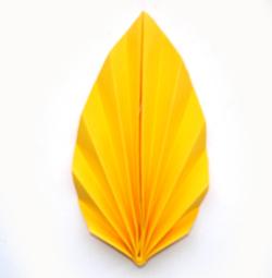 оригами из бумаги