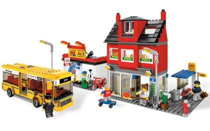Лего. Город