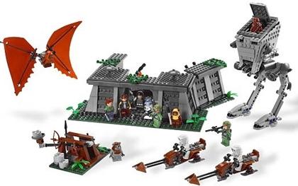 Лего. Звездные войны