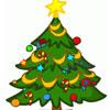 Повторяем цвета и формы, наряжая новогоднюю ёлку.