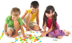 Детские игровые занятия