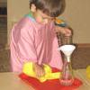 Метод переливания воды