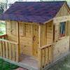Строим детский домик