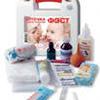 Основные слагаемые медицинской аптечки ребенка