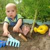Маленький садовод