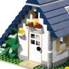 Лего вне города дом