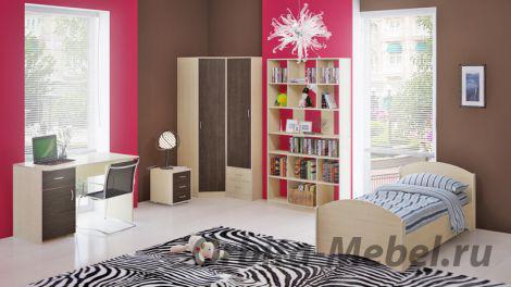 Какая детская мебель обрадует вашего ребенка